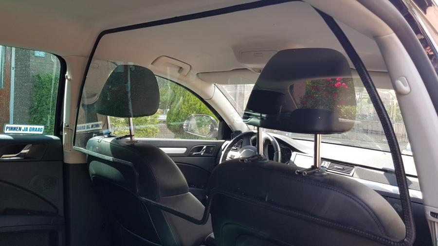 coronaproof taxi